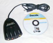 Продам Pinnacle Dazzle DVC-80 – USB- устройство видеозахвата  - 300грн