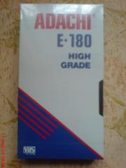 Продам новые видеокассеты VHS