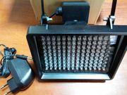 ИК прожектор из 140 диодов