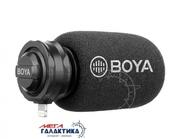 Микрофон BOYA BY-DM200 для APPLE IOS с разъемом LIGHTNING BLACK BOX